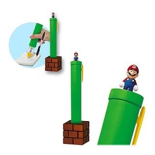 Novelty Super Mario Bros Mario Jumbo Ballpoint Pen