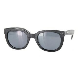Carve Eyewear Pacifico Black Streak With Polarized Grey Lens