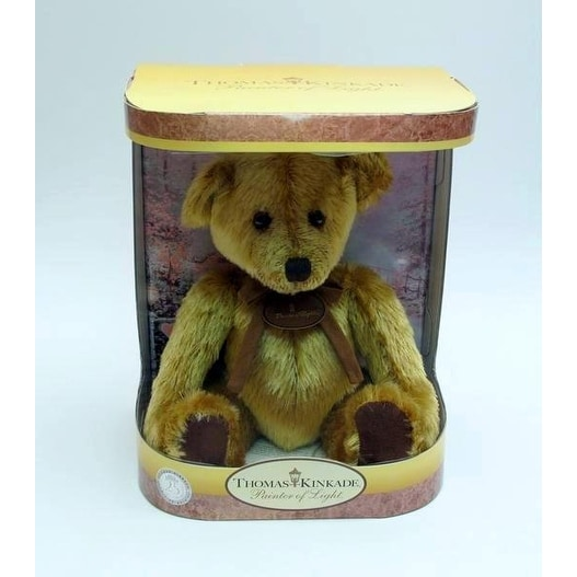 Russ Berrie Thomas Kinkade Collector Nanette Bear