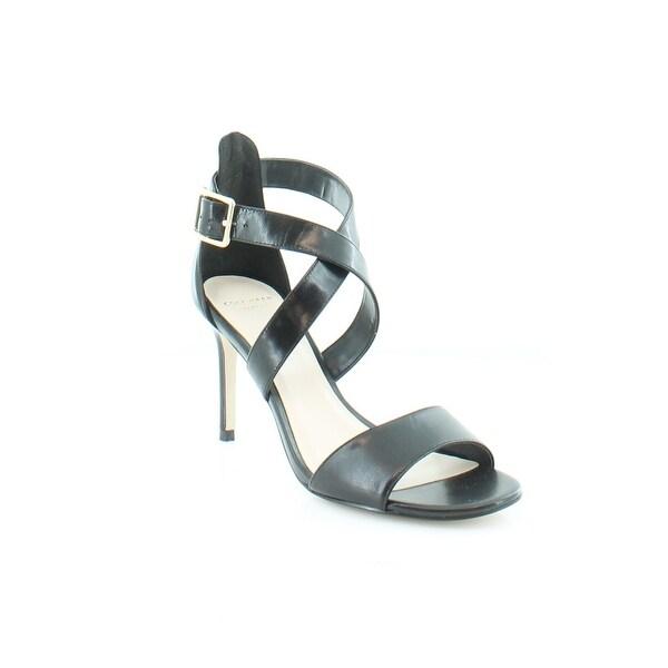 Cole Haan Equina Sandal Women's Heels Black - 6