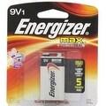 Energizer MAX Alkaline Battery 9 Volt 1 Each - Thumbnail 0