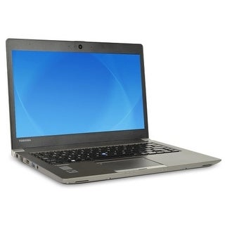 """Toshiba Portégé Z30-B i7-5600U x2 2.6GHz 8GB 256GB SSD 13.3"""" LED Ultrabook NO OS-Refurbished"""
