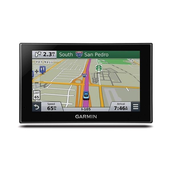 Garmin Nuvi 2689LMT 6-Inch Smart Touch Screen GPS Vehicle Navigator System w/ Lane Assistance