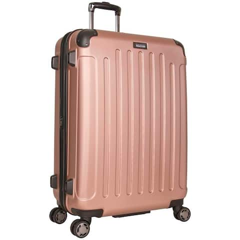 Kenneth Cole Reaction 'Renegade' 28in Hardside Expandable 8-Wheel Spinner Checked Suitcase - Multiple Colors
