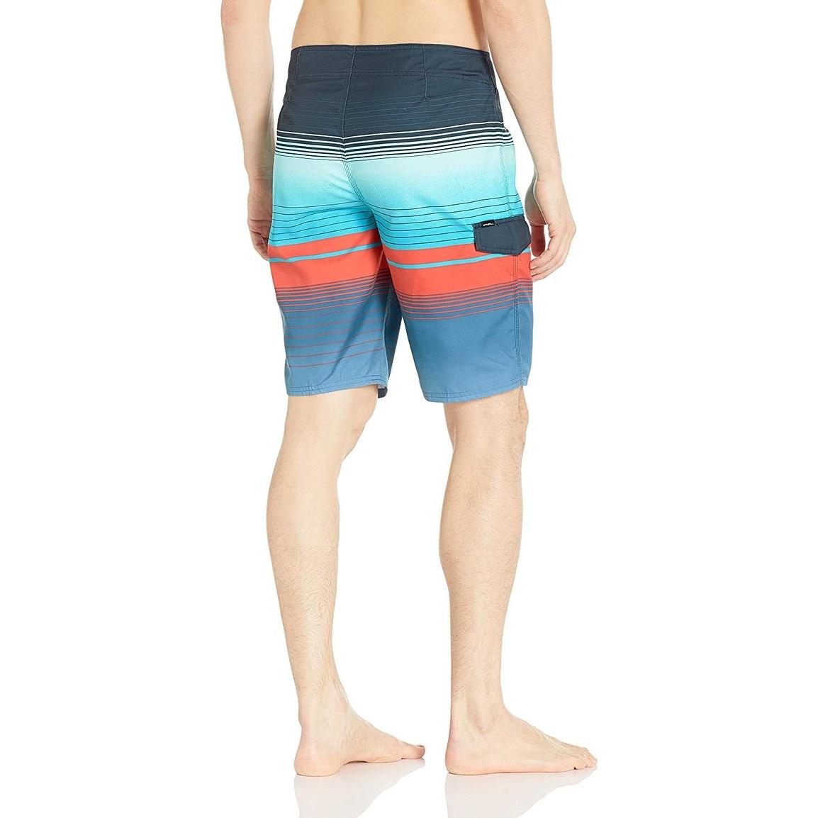 ONeill Mens 21 Inch Outseam Ultrasuede Swim Boardshort