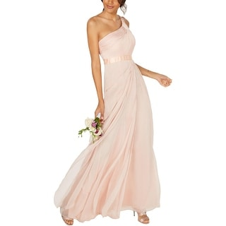 Adrianna Papell Womens Evening Dress Chiffon Special Occasion
