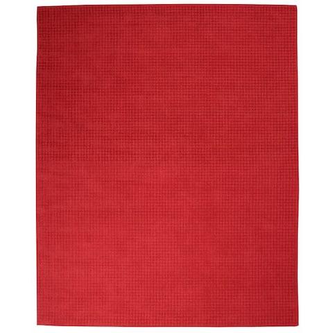 Calvin Klein Las Vegas Textured Area Rug