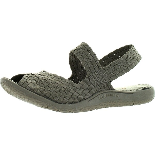 Zee Alexis Static Footwear Resorts Womens Peyton Fashion Lightweight Sandals