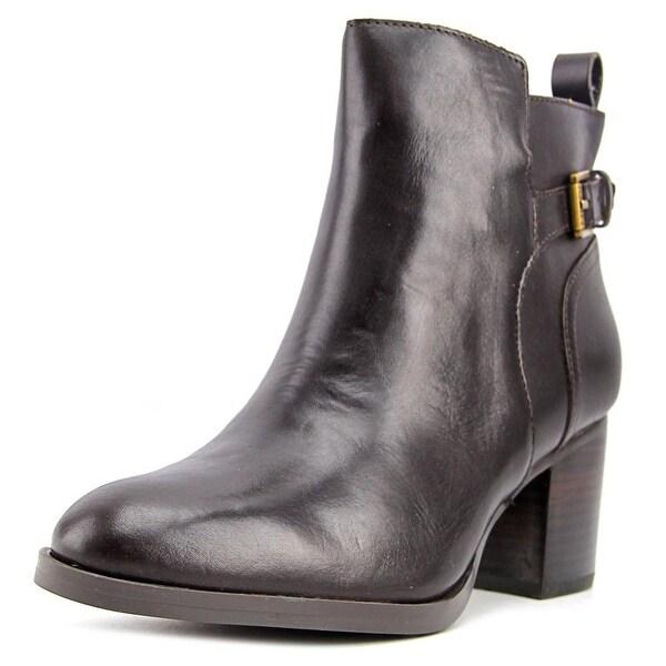 Lauren Ralph Lauren Genna Women Dark Chocolate Boots