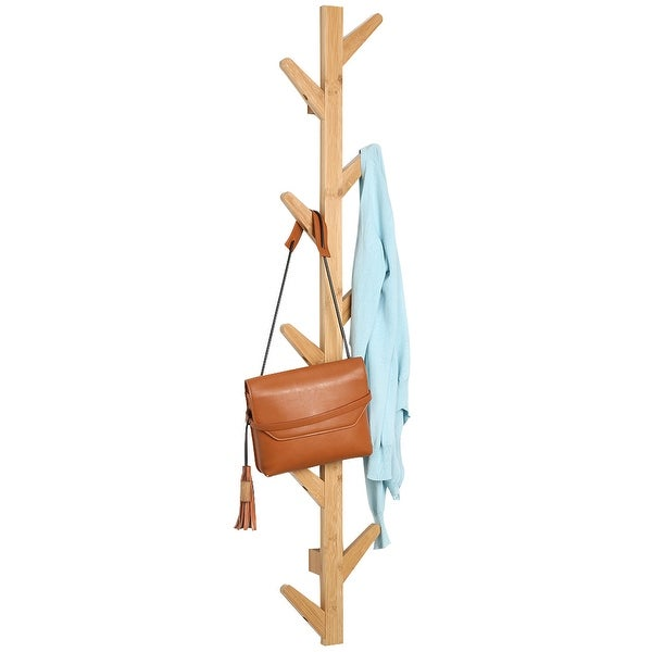 Shop Langria Tree Shaped Coat Rack Hanger Wall Mounted