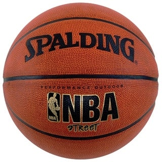 Spalding 29.5-Inch NBA Street Basketball