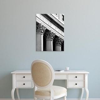 Easy Art Prints Jeff Pica's 'NYC Architecture VIII' Premium Canvas Art