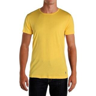 Polo Ralph Lauren Mens Sleep Shirt Crew Neck Short Sleeve
