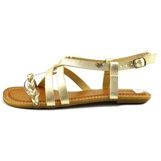 Roxy Womens Tigres Open Toe Casual Slide Sandals