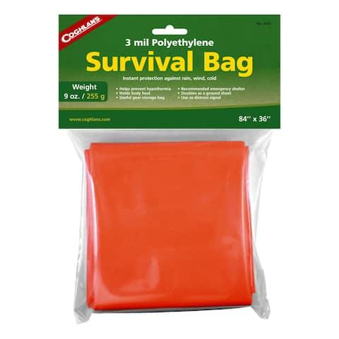 Coghlans 8765 coghlans 8765 emergency survival bag