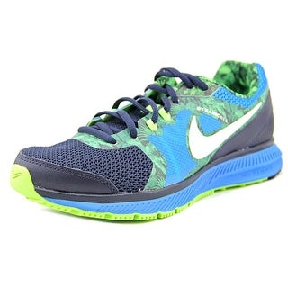 Nike Zoom Winflo Print Women Round Toe Synthetic Multi Color Running Shoe