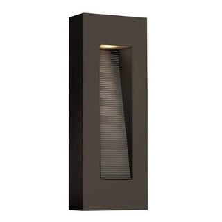 Hinkley Lighting 1668 2 Light ADA Compliant Dark Sky Outdoor Wall Sconce from the Luna Collection