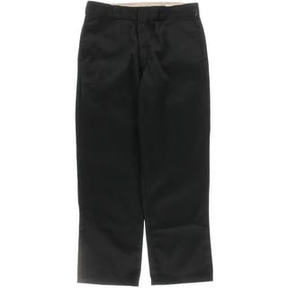 Dickies Mens 874 Twill Solid Casual Pants
