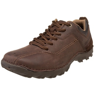 Caterpillar Mens Movement Lace Up Casual Oxfords