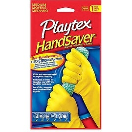 Playtex HandSaver Gloves, Medium 1 Pair