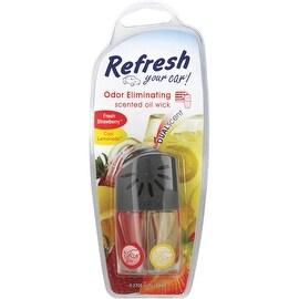 REFRESH Strawbrry Lemon Oil Wick
