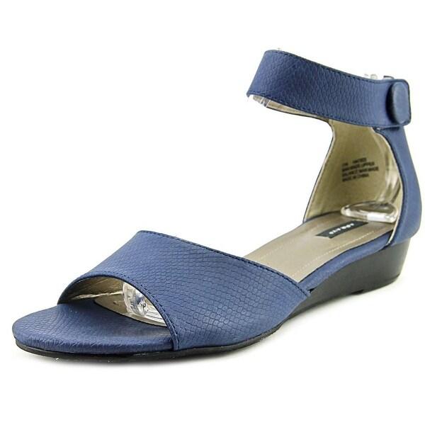 Array Havana Women N/S Open Toe Synthetic Wedge Sandal