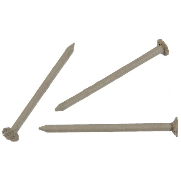 HILLMAN FASTENERS 461822 Clay Stainless Steel Nail 6 oz//1.25 x 15