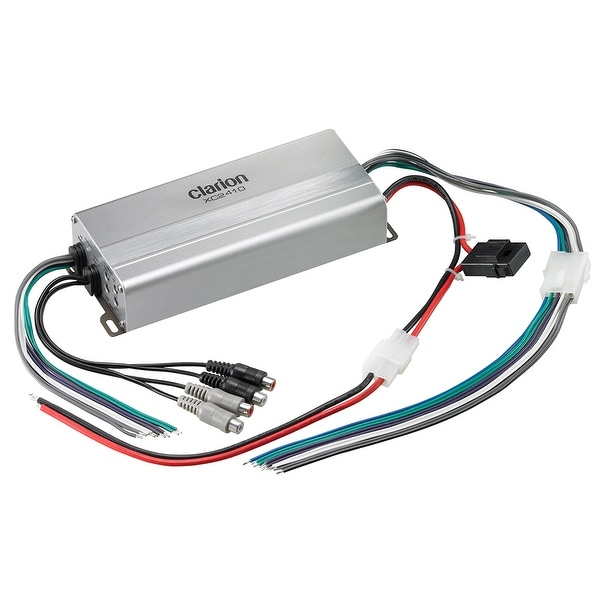 Clarion XC2410 4-Channel Class D Amplifier