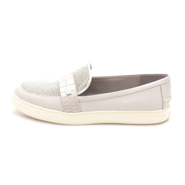 Cole Haan Womens Ignatiasam Low Top Slip On Fashion Sneakers - 6