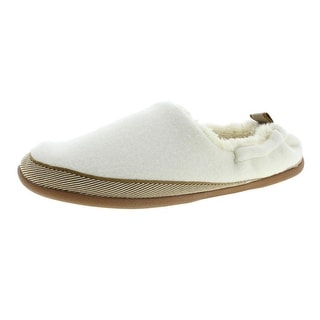 Hush Puppies Womens Tassel Lined Comfort Ballet Slippers