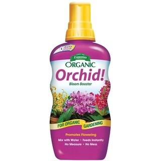 Espoma ORPF8 Organic Orchid! Indoor Liquid Plant Food, 8 Oz