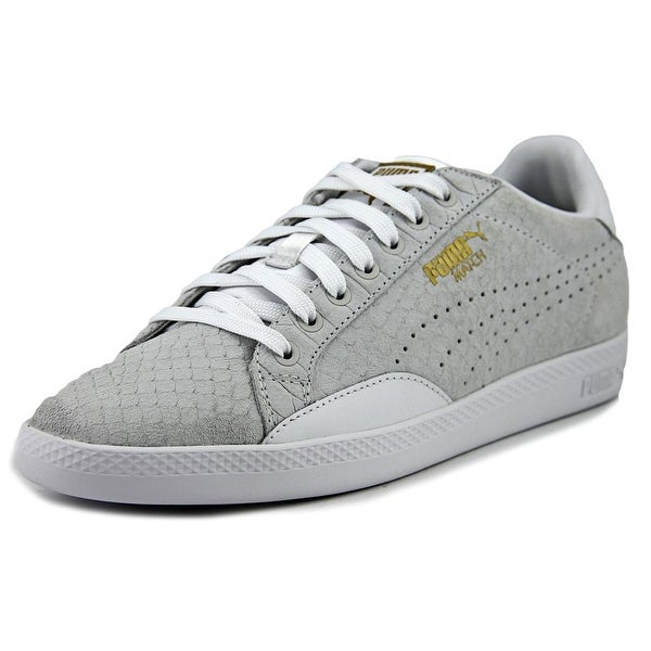 Puma Match exotic skin Women Leather White Fashion Sneakers
