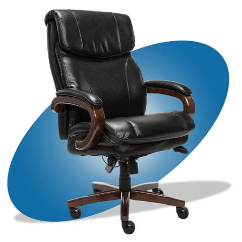 La-Z-Boy Big and Tall Trafford Executive Office Chair
