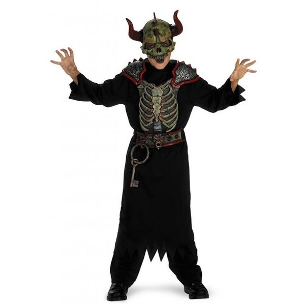 Boy's Gatekeeper Costume, Medium