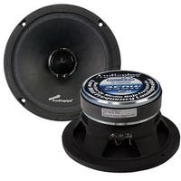 "Midbass 6"" Audiopipe 250 Watt;(Sold Each)  30 Oz. Magnet; 1.5"" Voice Coil"
