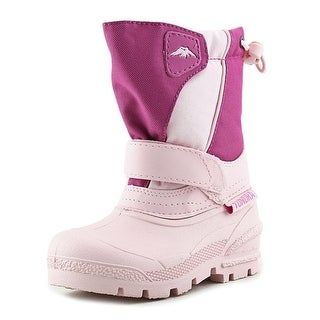 Tundra Quebec EW Round Toe Synthetic Winter Boot