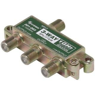 Steren 201-203 1Ghz 90Db Splitter (3 Way)