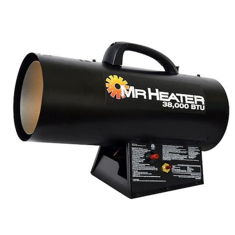 Mr Heater Forced Air Propane Heater 38000 BTU Hr