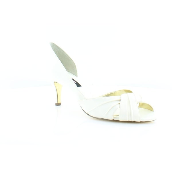 c82b449e22 Shop Nina Culver Women's Heels White - 10 - Free Shipping On Orders ...