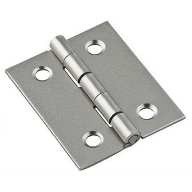 National Hardware N211-020 Broad Hinge, Oil Rubbed Bronze, 1-1/2 x 1-1/4