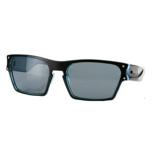 Carve Eyewear Royals Gloss Black/Blue Crystal With Polarized Grey Lens