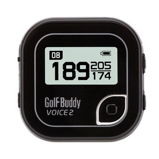 GolfBuddy Voice 2 Talking GPS Rangefinder Unit