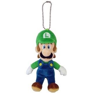 "Nintendo 5"" Plush Key Chain Luigi"