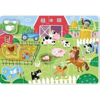 DODO Farm Sorter Puzzle - 18 pieces