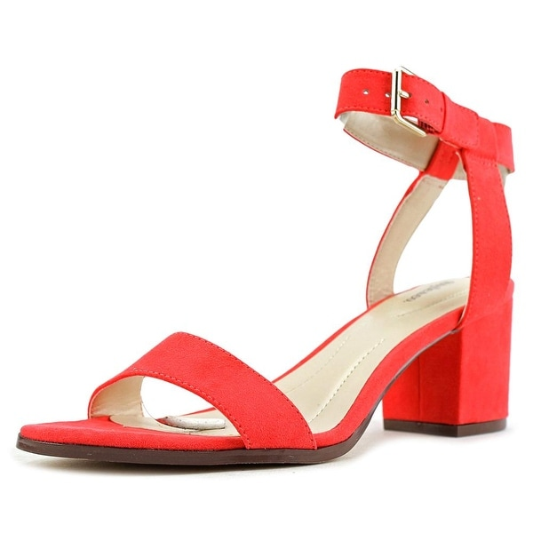 Style & Co Mullane Women Open Toe Synthetic Orange Sandals