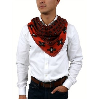 Givenchy 1212GV SD898 2 Red Scarf - 47.30-47.30