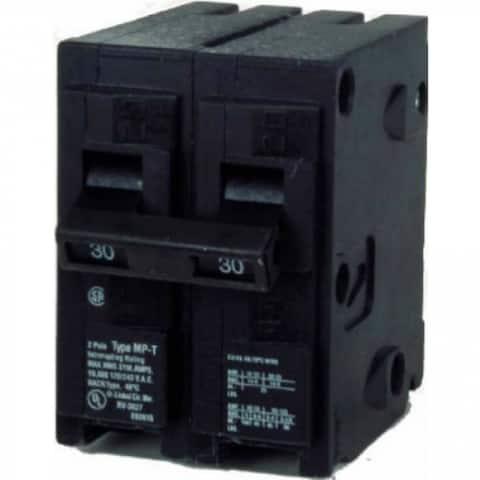 "Murray MP250 Double Pole Circuit Breaker, 50 Amp, 2"" Space"