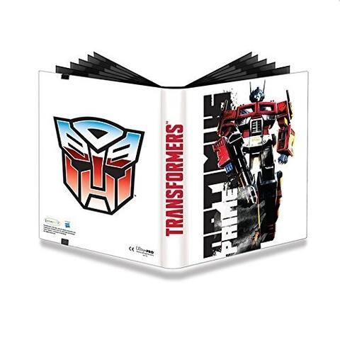 Transformers Optimus 9-Pocket PRO Binder