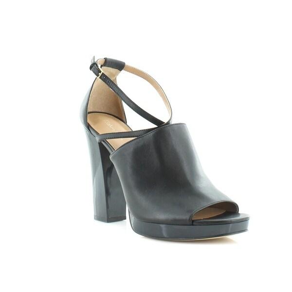 Calvin Klein Baida Women's Heels Black