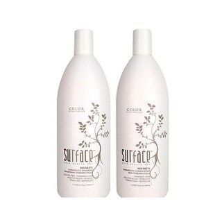 Surface Awaken Shampoo and Conditioner 32oz Combo Pack